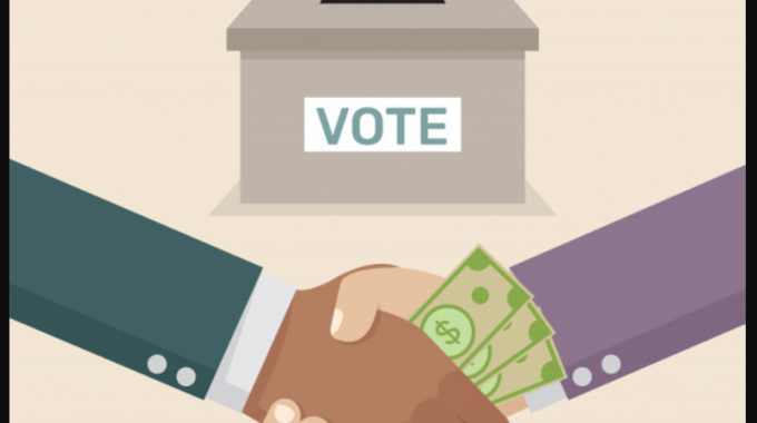 Buy Votes To Level Off The Competition